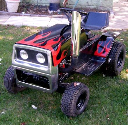 Redneck Tractor